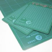A5 Cutting Mat  - Green